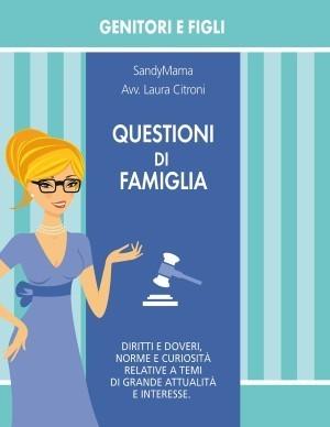 copertina: Questioni di famiglia